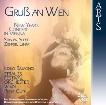 """""""Gruss an Wien"""", New Year's Concert in Vienna"""