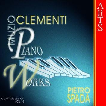 Clementi: Piano Works, Vol. 16