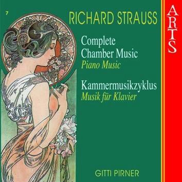 Strauss: Complete Chamber Music, Vol. 7