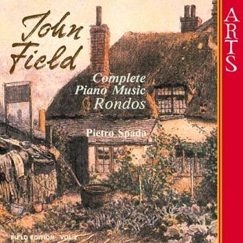 Field: Complete Piano Music, Vol. 2
