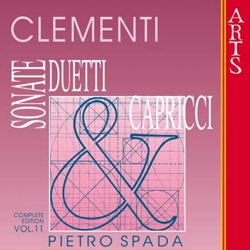 Clementi: Sonate, Duetti & Capricci, Vol. 11