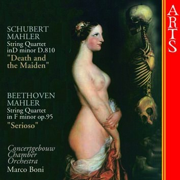 Schubert, Beethoven & Mahler: Quartet Transcriptions