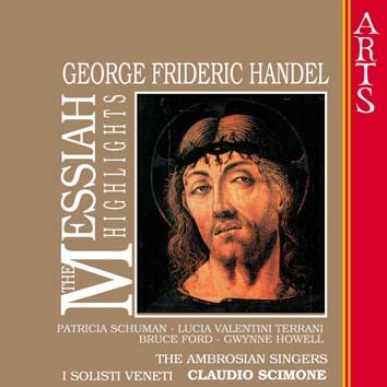 Handel: The Messiah, Highlights
