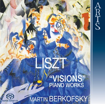 """Liszt: """"Visions"""", Piano Works"""