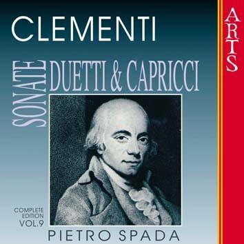 Clementi: Sonate, Duetti & Capricci, Vol. 9
