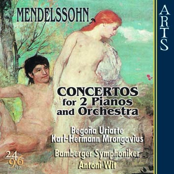 Mendelssohn: Concertos For Two Pianos And Orchestra