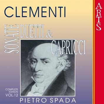 Clementi: Sonate, Duetti & Capricci, Vol. 12