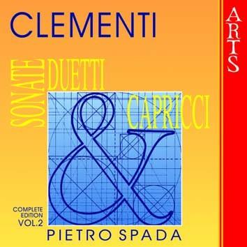 Clementi: Sonate, Duetti & Capricci, Vol. 2