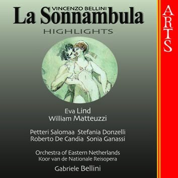 Bellini: La Sonnambula, Highlights