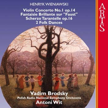 Wieniawski: Violin Concerto No. 1, Op. 14