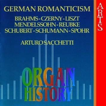 Organ History, German Romanticism