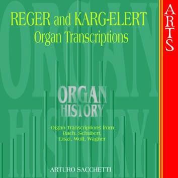 Organ History, Reger And Karg-Elert Transcriptions