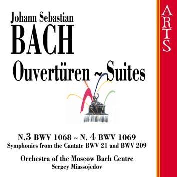 Bach: Ouvertüren, Suites No. 3, BWV 1068 & No. 4, BWV 1069