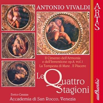 Vivaldi: Le Quattro Stationi