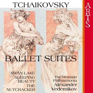 Tchaikovsky: Ballet Suites - Swan Lake, The Sleeping Beauty & The Nutcracker