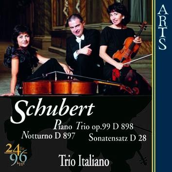 Schubert: Piano Trios, Vol. 1