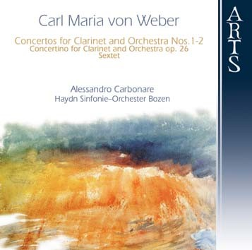 Weber: Concertino For Clarinet And Orchestra, Op. 26, Concertos For Clarinet And Orchestra, Nos. 1-2