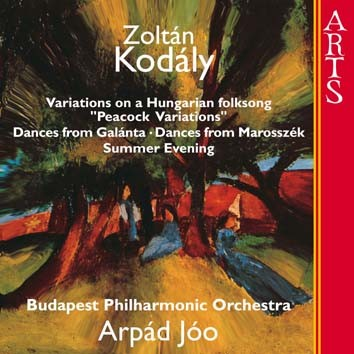 Kodály: Variations on a Hungarian Folksong