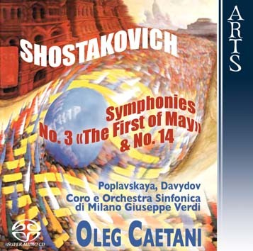 "Shostakovich: Symphonies No. 3 ""The First of May"", Op. 20 & No. 4, Op. 135"