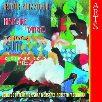 Piazolla: Complete Works With Guitar