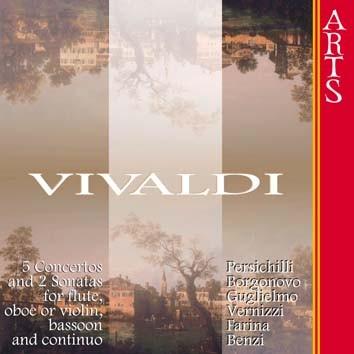 Vivaldi: 5 Concertos And 2 Sonatas