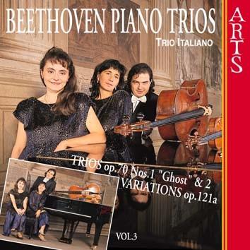 Beethoven: Piano Trios, Vol. 3