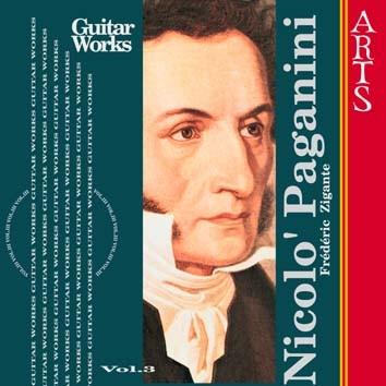 Paganini: Guitar Music, Vol. 3