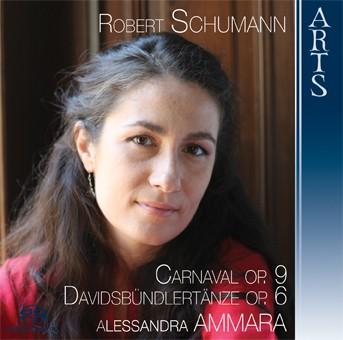 Schumann: Carnaval Op. 9 & Davidsbündlertänze Op. 6