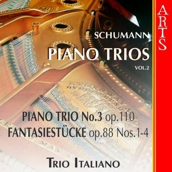 Schumann: Piano Trios, Vol. 2