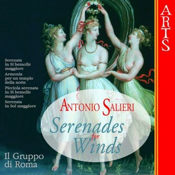 Salieri: Serenades For Winds