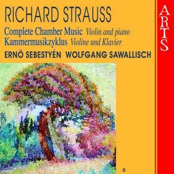 Strauss: Complete Chamber Music, Vol. 5
