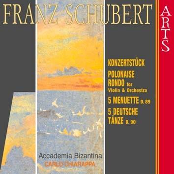 Schubert: Konzertstück, Polonaise, Rondo