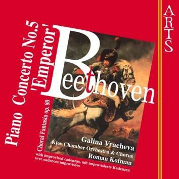 """Leo: Concerti per Violoncello, 2 Violini eBeethoven: Piano Concertos No. 5 """"Emperor"""" & Fantasia Cont"""