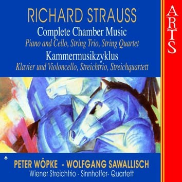 Strauss: Complete Chamber Music, Vol. 6