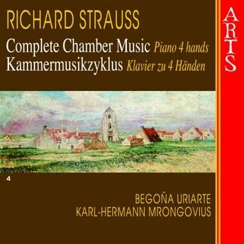 Strauss: Complete Chamber Music, Vol. 4