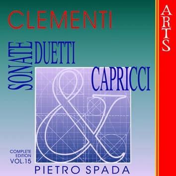 Clementi: Sonate, Duetti & Capricci, Vol. 15