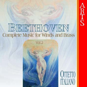 Beethoven: Complete Works Winds And Brass, Vol. 2