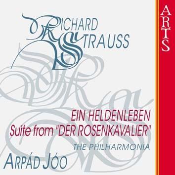 """Strauss: Ein Heldenleben, Op. 40 & Suite from """"Der Rosenkavalier"""""""
