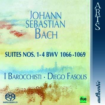 Bach: Suites Nos. 1-4, BWV 1066-1069