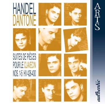 Handel: Suites de Piéces pour le Clavecin, Nos. 1-5, HV 426-430, Vol. 1