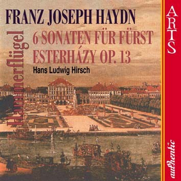 Haydn: 6 Sonaten für Fürst Nikolaus Esterházy, Op. 13