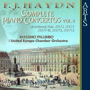 Haydn: Complete Piano Concertos, Vol. 4