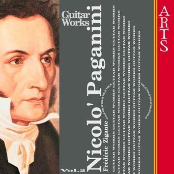 Paganini: Guitar Music, Vol. 2