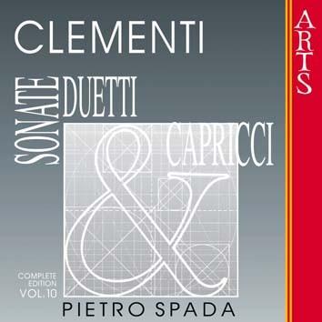 Clementi: Sonate, Duetti & Capricci, Vol. 10