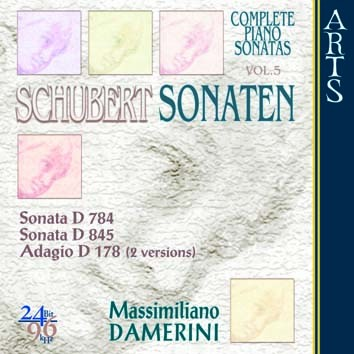 Schubert: Complete Piano Sonatas, Vol. 5