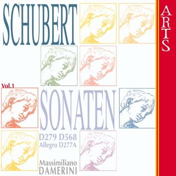 Schubert: Sonaten, Vol. 1
