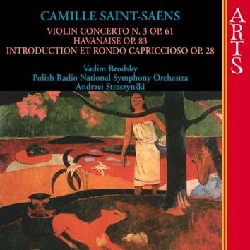 Saint-Saëns: Violin Concerto No. 3, Op. 61