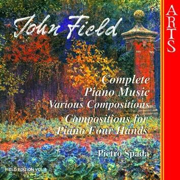 Field: Complete Piano Music, Vol. 6
