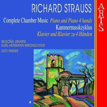 Strauss: Complete Chamber Music, Vol. 8