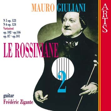 Giuliani: Le Rossiniane, Vol. 2